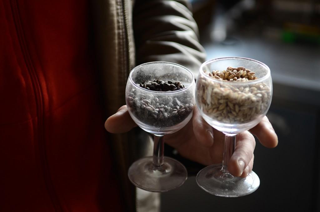 la brasserie stéphanoise, brasserie, bière stéphanoise, bière made in sainté, brasserie Mosser, la manu saint etienne, st etienne, la buvette, gustave le populaire, dorian beaune, culture foot