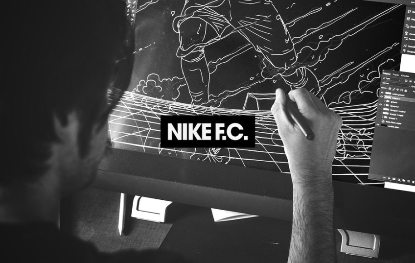 nike, nike fc, palais de tokyo, palais of speed, ugo gattoni, Zoom Mercurial Flyknit, Free Flyknit Mercurial, Air Footscape Magista Flyknit, Air Force 1 Ultra F.C., la buvette, buvette, gustave le populaire, sneakers, dorian beaune