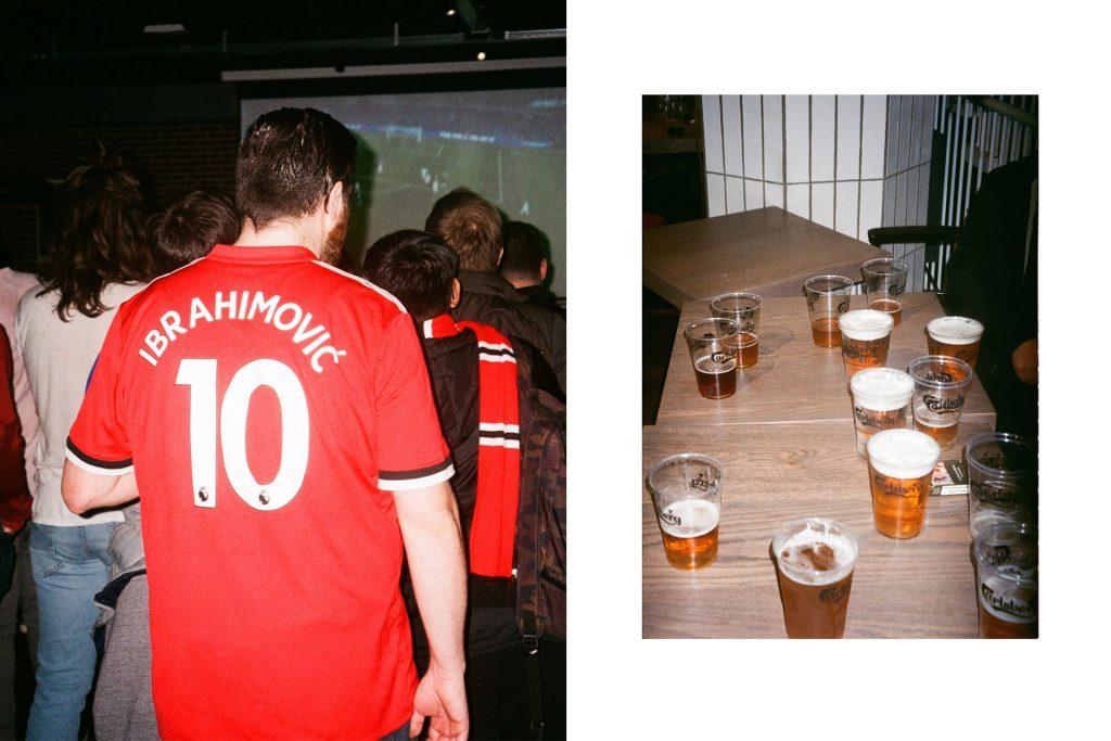 Seguin Sound | PSG v Manchester United