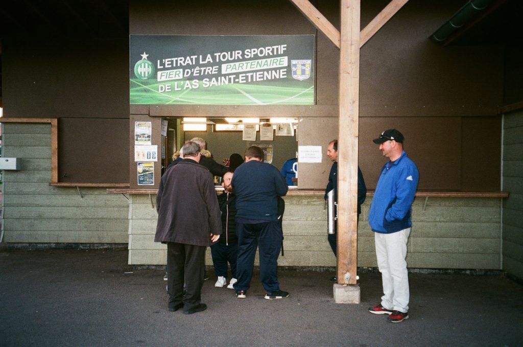 En visite au club de L'Etrat la Tour Sportif