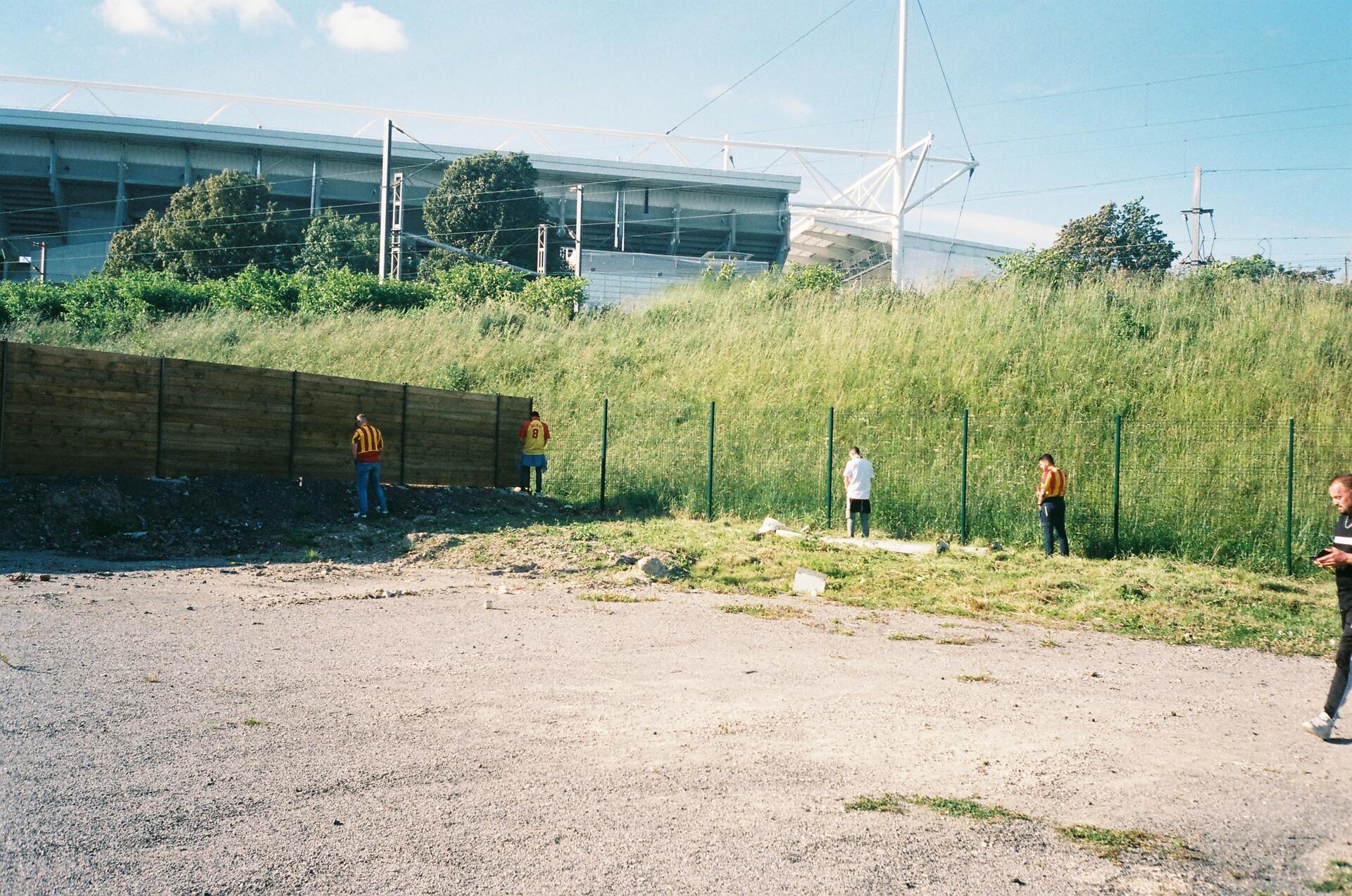 Fiers de Lens | Lens v Dijon