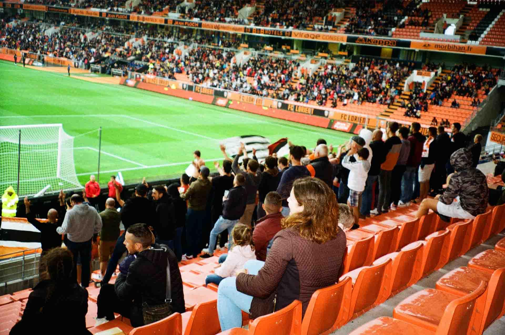 Lorient Express   Lorient v Sochaux
