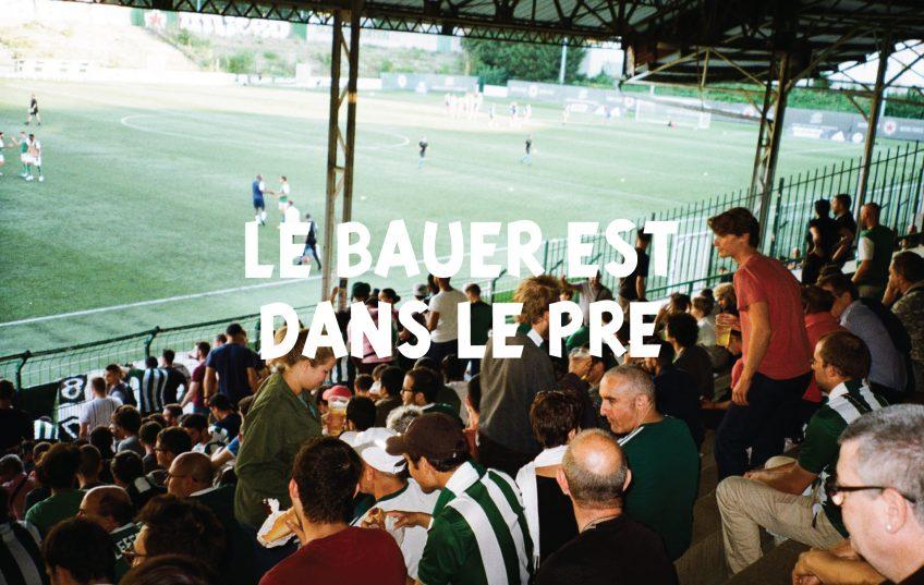 Vivre le foot populaire aux portes de Paris