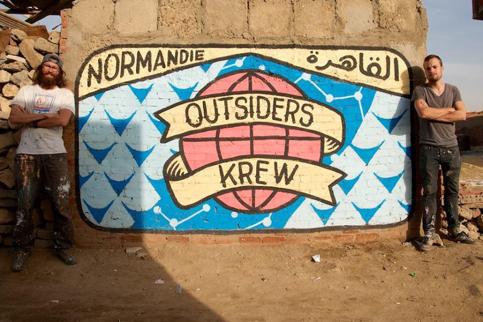 outsiders krew, MNK96, share the word, seb toussaint, décalages, écrire le sport, Spag, culture foot, supporters, dorian beaune, ultras, culture populaire, la buvette, gustave le populaire