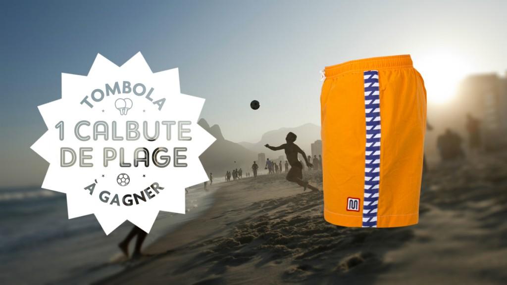 meyba barcelona, tombola, football, plage, camping, raquettes de plage, maillot de bain, la buvette, gustave le populaire