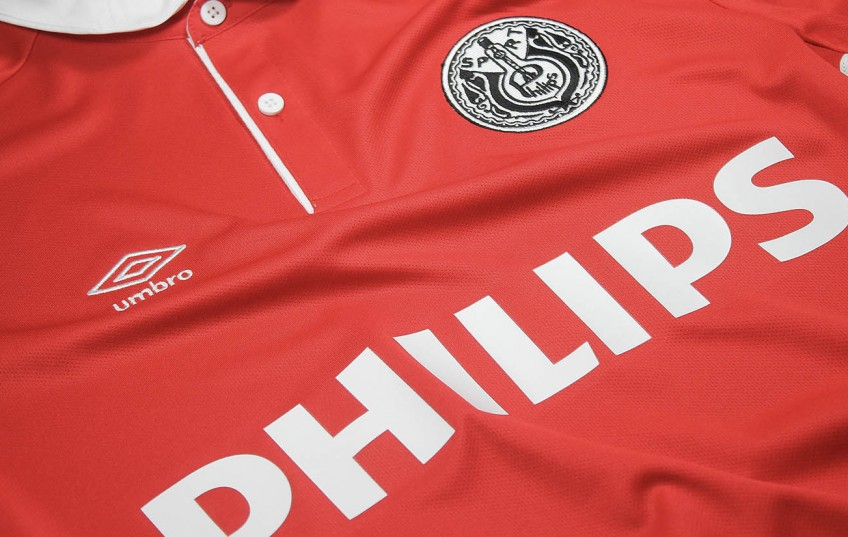 psv eindhoven, psv, philips, umbro, proud of you, culture football, football populaire, la buvette, gustave le populaire, dorian beaune