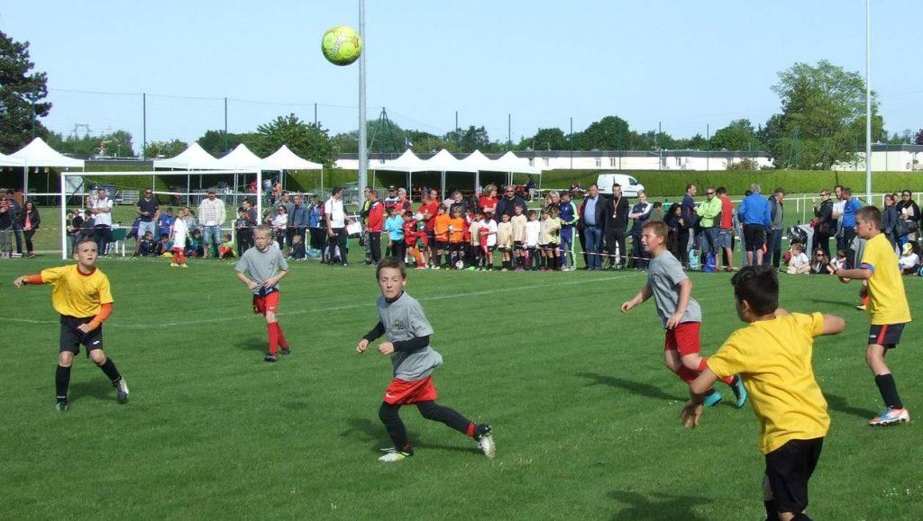 Magique: les tournois de foot de gamins
