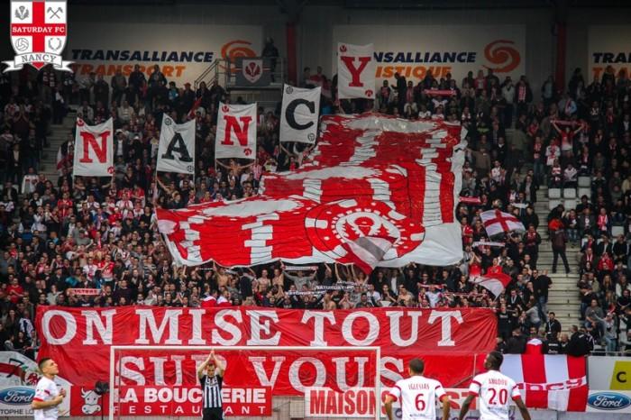 Les supporters de Nancy tentent de sauver leur club