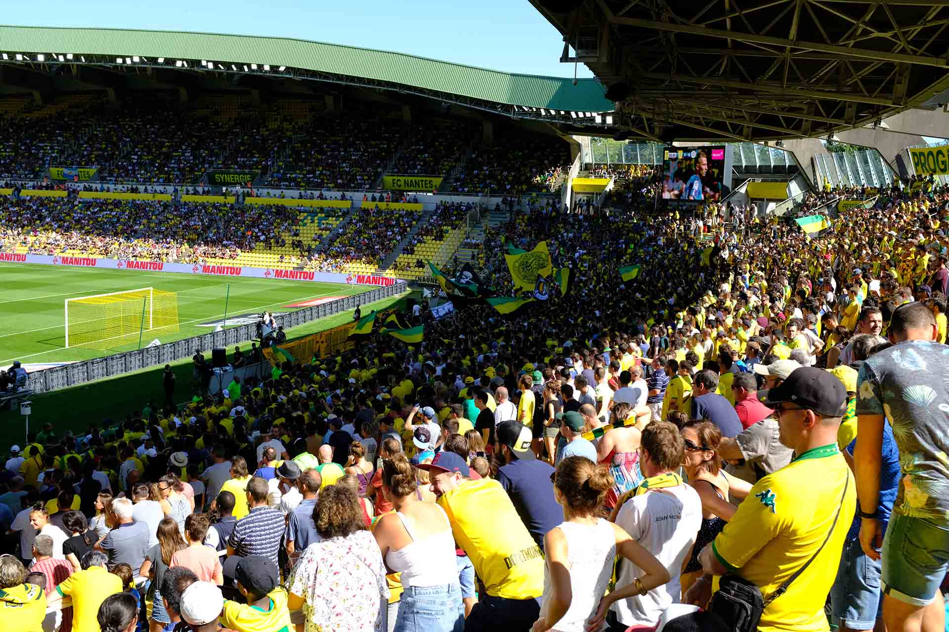 La Beaujoire | Nantes v Reims