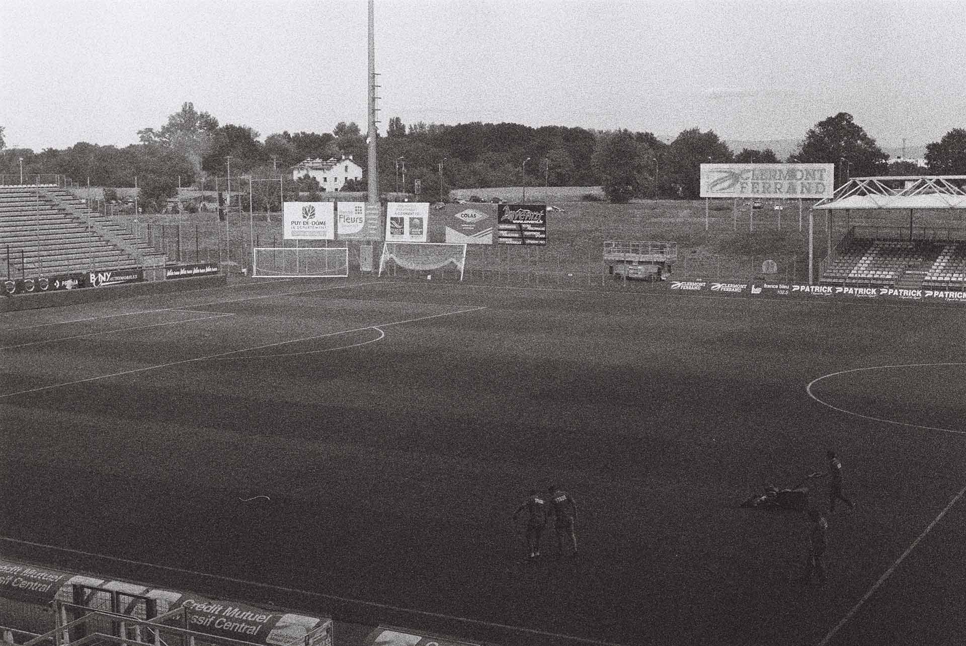 Stade du Clermont Foot